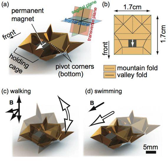 miniature-origami-robot