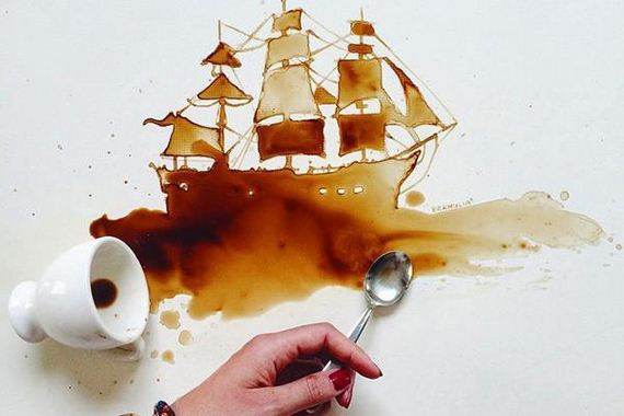 paintings-using-spilled-food