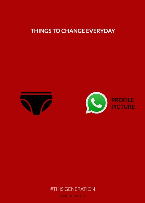 Brutally Honest Posters Show The Dark Side Of Technology