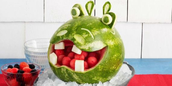 sculpture-watermelon
