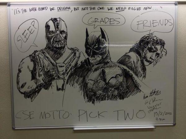 These Whiteboard Masterpieces Should Never Be Erased