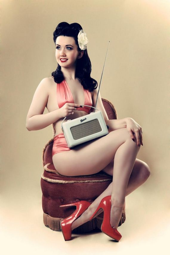 real nude pin ups sport