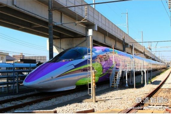 Japan-Now-Train