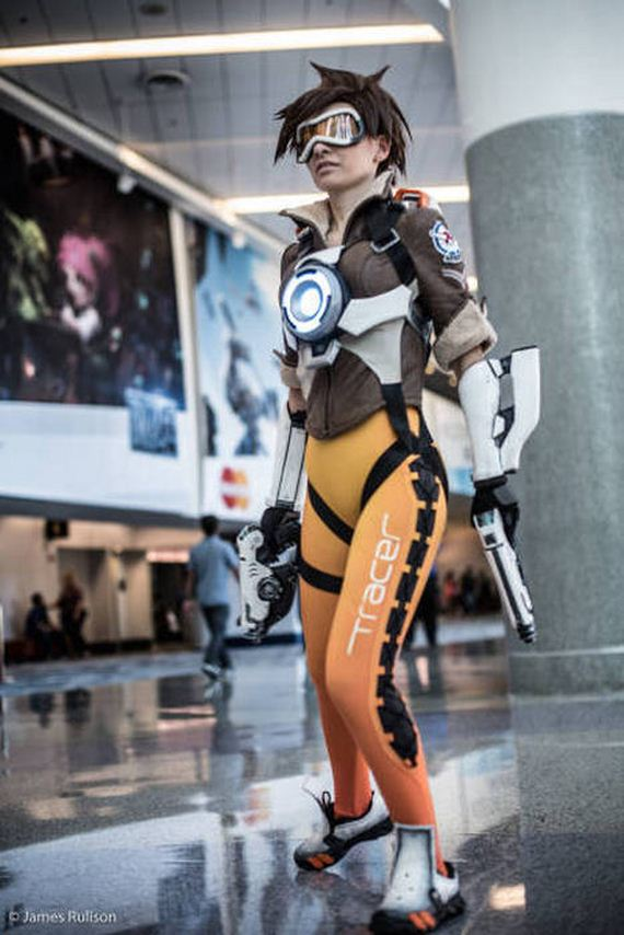 All The Most Awesome Cosplay Pictures From BlizzCon 2015