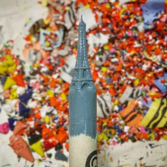 Crayons-Sculptures