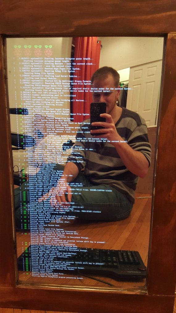 project-is-the-mirror