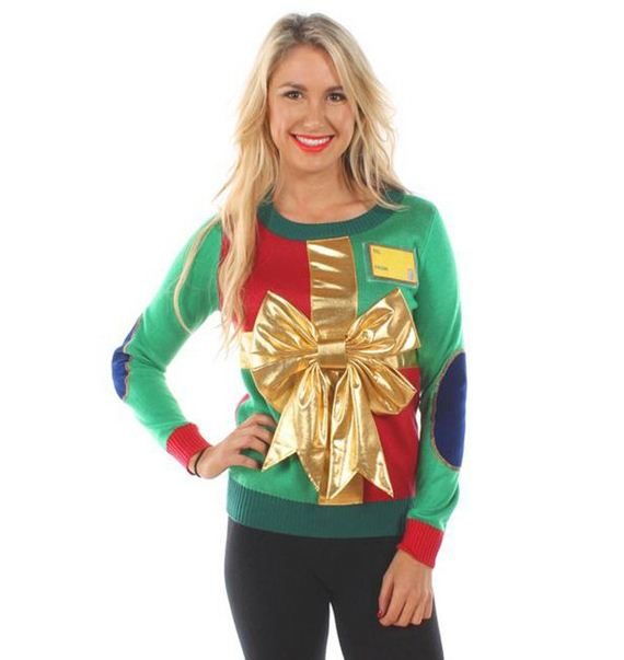 Ugly holiday sweaters are horrendously that are awesome barnorama