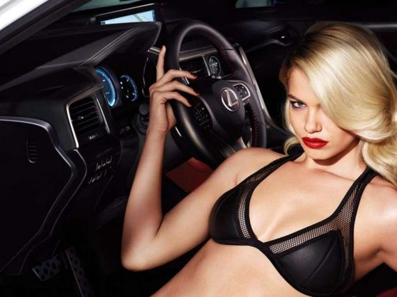 Hailey-Clauson -Lexus