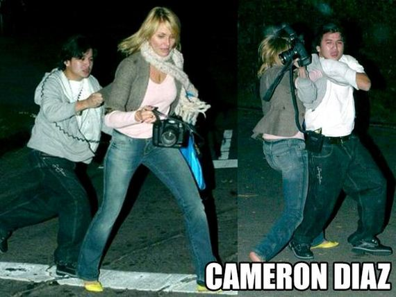Celebrities Getting Angry With The Paparazzi Compilation 2 ...