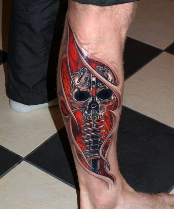 epic 3d tattoos - photo #20