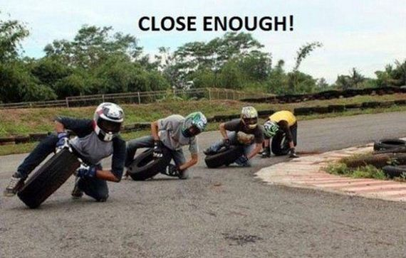 Close-Enough
