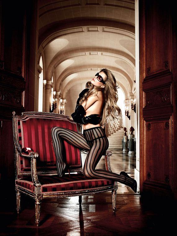 Elle Liberachi Is A Sexy Combination Barnorama