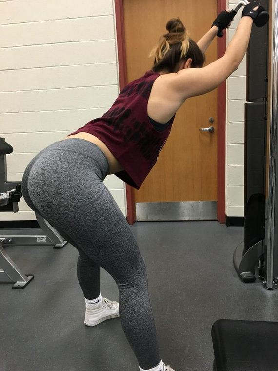 Girls In Yoga Pant 6 3