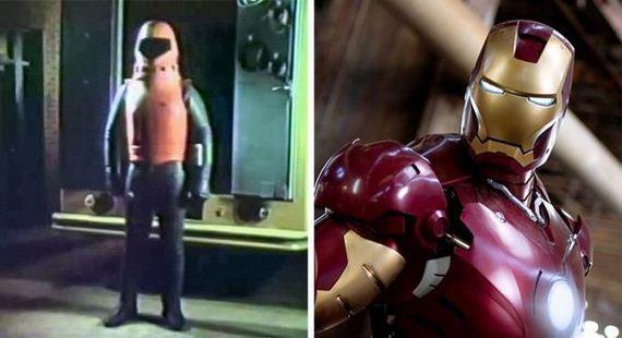 Super-Heroes-Then-Now