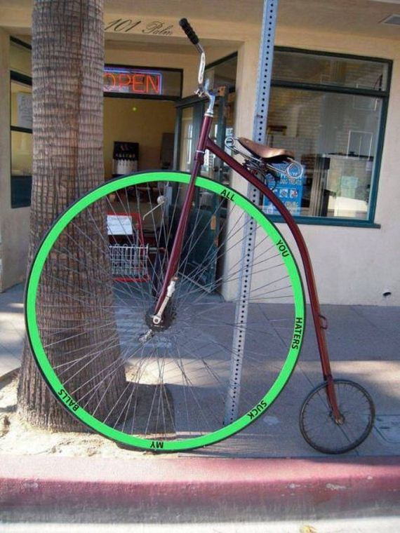 bicycle_funnies