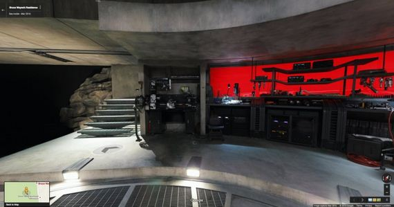 explore-bruce-waynes-batcave-using