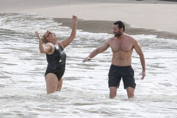 Hugh Jackman And His Wife Celebrate Their 20th Anniversary ...
