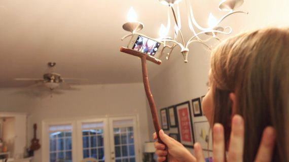 Selfie-Stick-Alternative