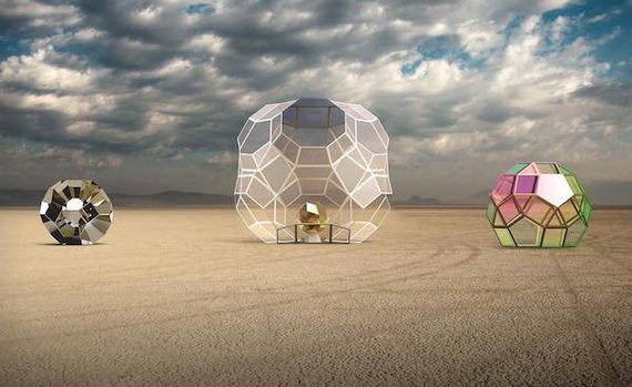 Burning Man art installations are what dreams are made of ...