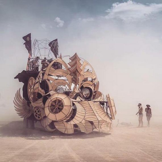 Burning Man Art Installations Are What Dreams Are Made Of