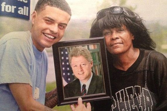 danney_williams_bill_clinton