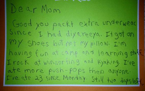 kids-camp-letters-to-mom-funny