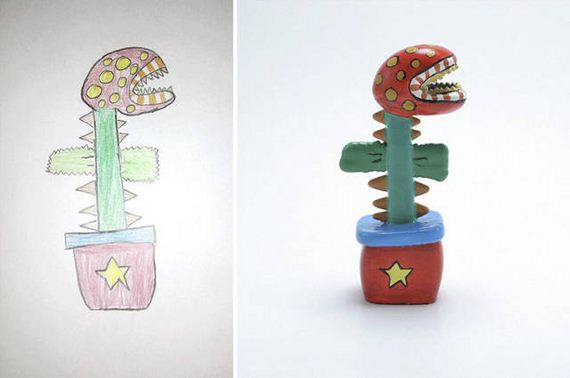 kids_drawings_turned_into_3d_figurines