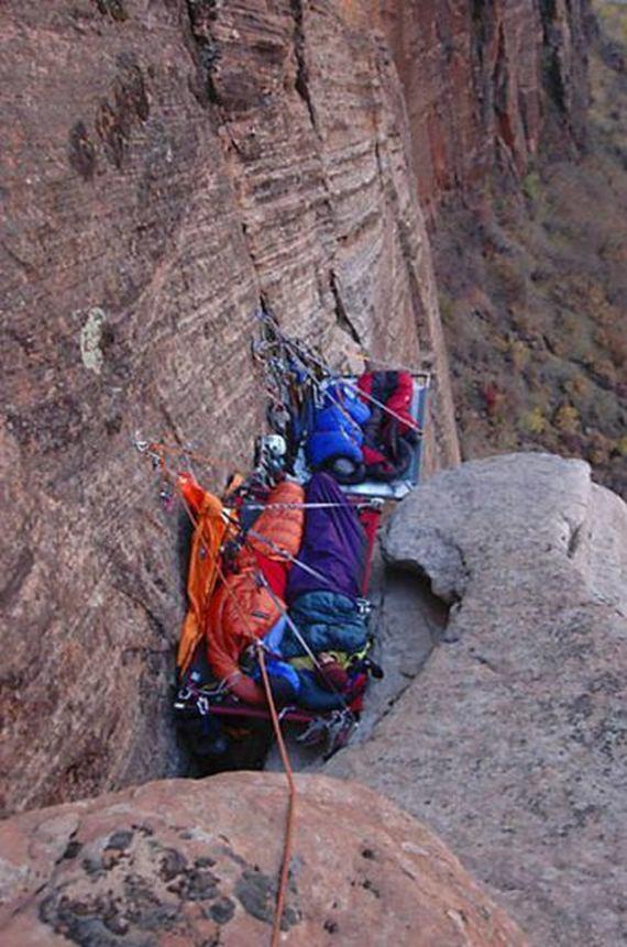Thrilling Hanging Tents Barnorama