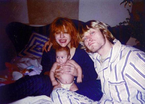 Kurt Cobain & Cour...