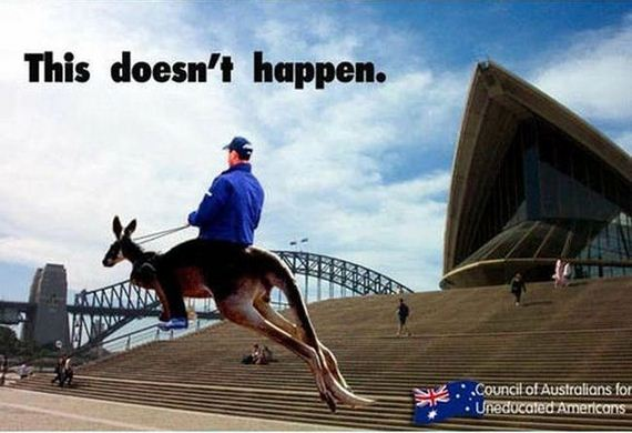 Australian stereotypes essay