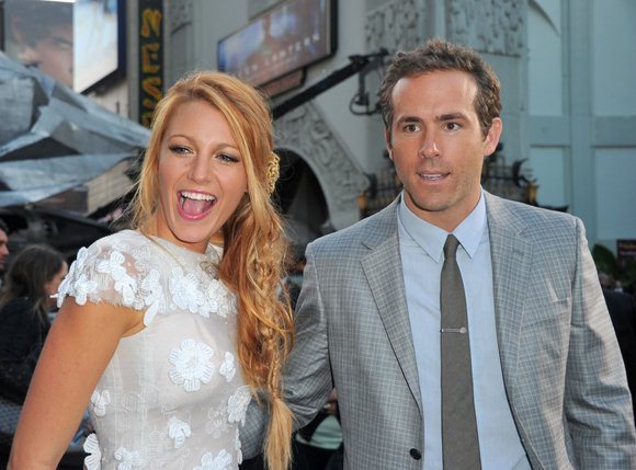 Blake Lively And Ryan Reynolds Wedding Archives Barnorama