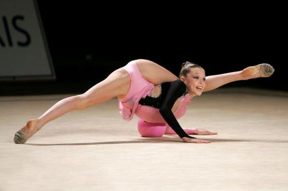 Dominique mocenigo гимнастка подборка фото