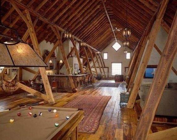 beautiful attics barnorama