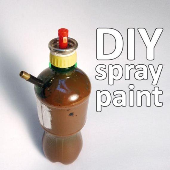 Canned Car Paint Spray