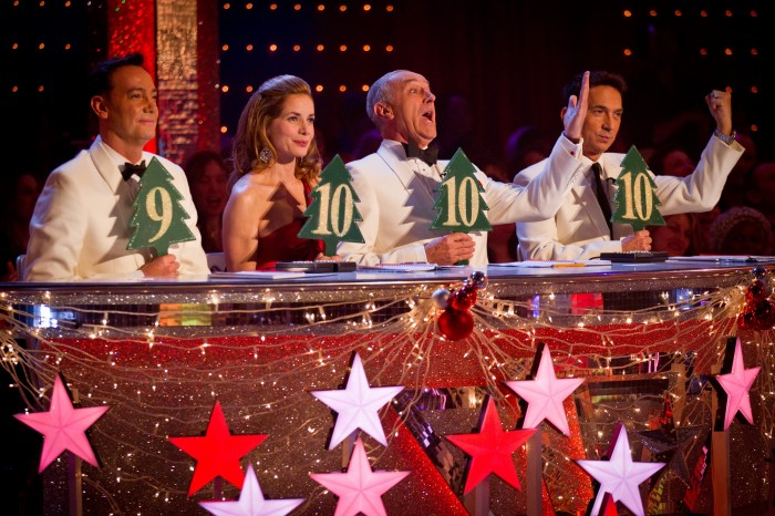 Strictly Come Dancing 2016 week four recap - Ore Aduba ...