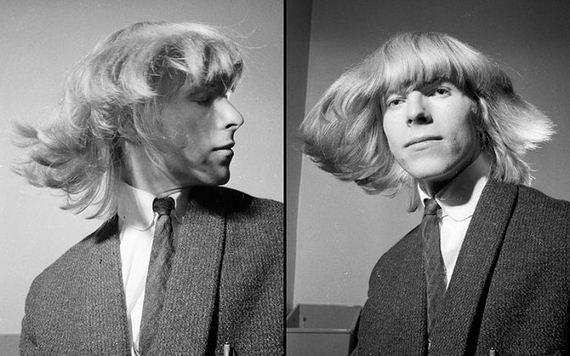 02-David Bowie Aging Timeline