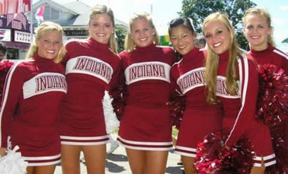 hot girls from indiana university