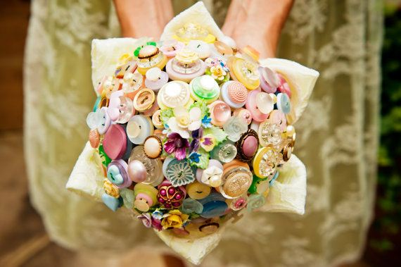 07-Cute-Quirky-Wedding-Bouquet