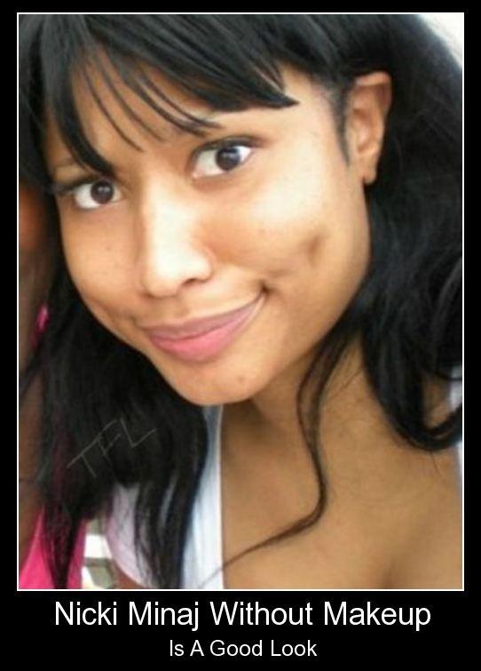 Nicki Minaj Without Makeup - Barnorama   542 x 755 jpeg 54kB