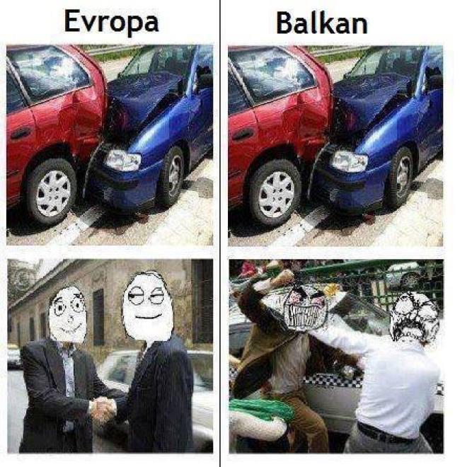 Demokratija Na Balkanski Način