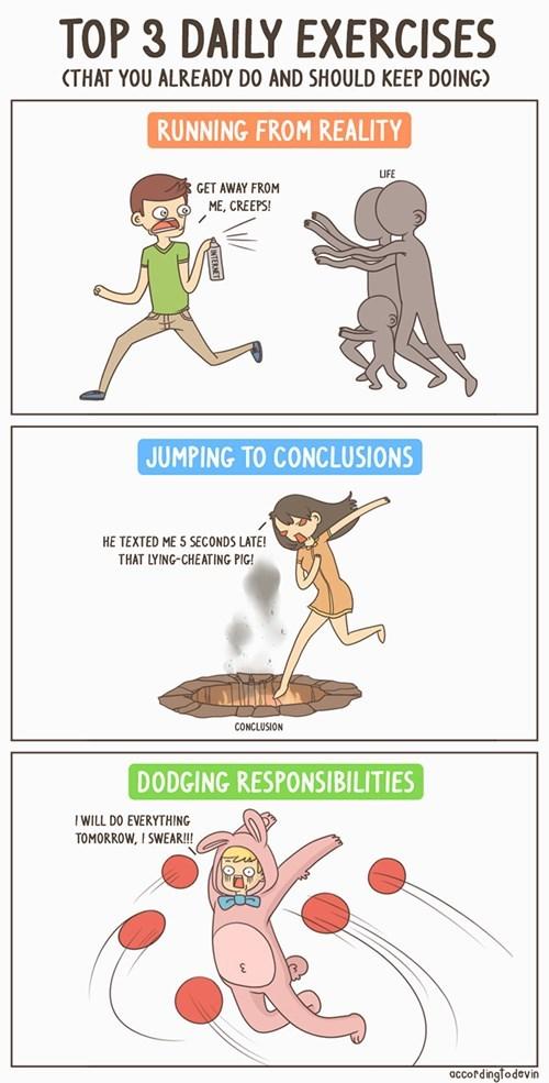 3dailyexercises