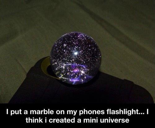 mini-universe