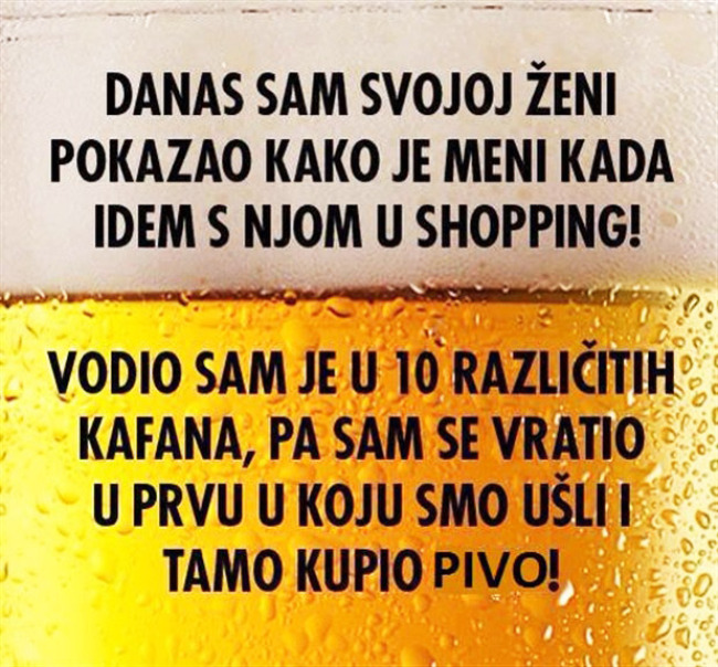 zene i shopping