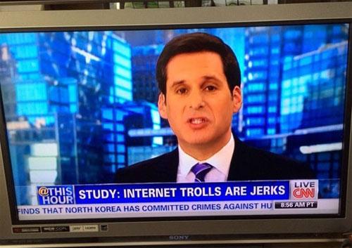 Cnn S Breaking News Barnorama