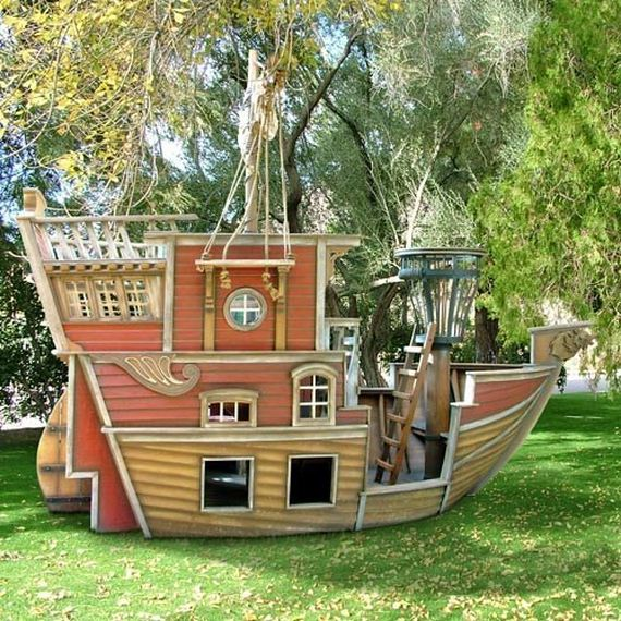 Amazing Backyards That Will Blow Your Kids' Minds