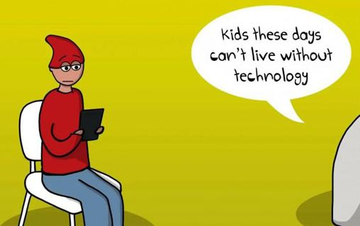 Technology without which we can't live
