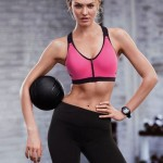 Candice Swanepoel & Lily Aldridge –  Sport Catalogue 2014