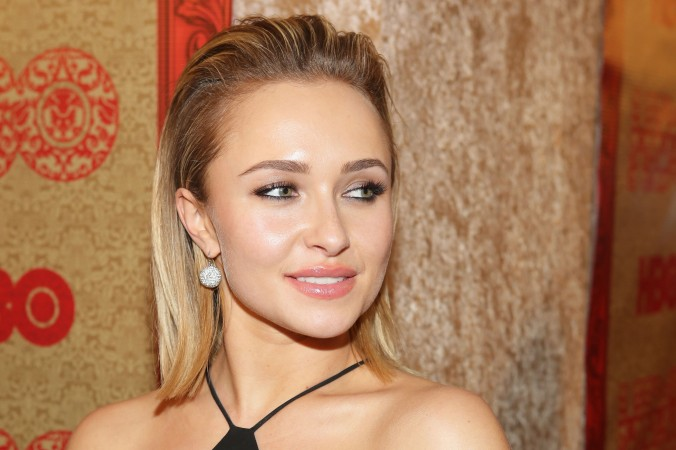 Hayden Panettiere Naked Pictures Leaked Barnorama