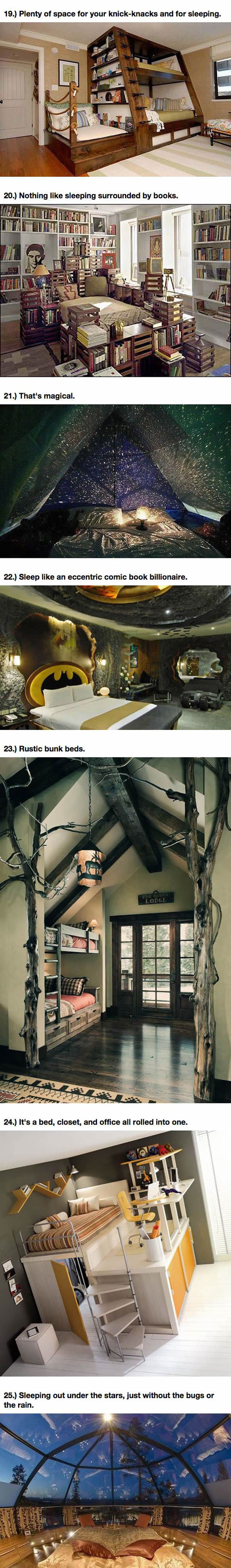 cool-weird-bed-design-stars-Batman
