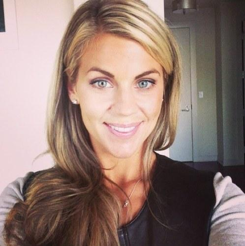 Samantha Ponder Hot Photos Barnorama